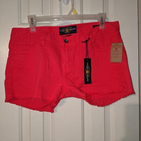 Lucky Brand Pants - Women's lucky brand Riley short